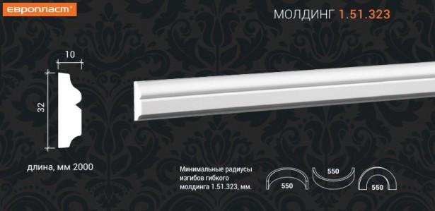 Молдинг 1.51.323