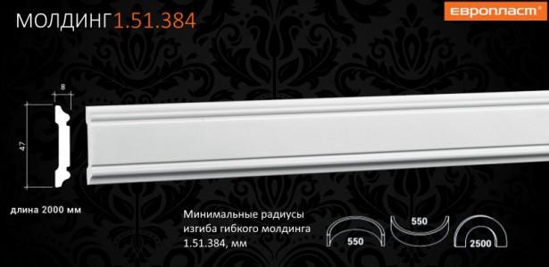 Молдинг 1.51.384
